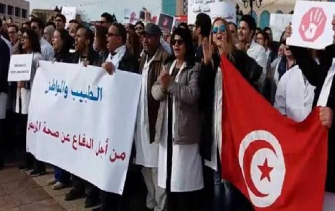 قطاع الصحة في اضراب عام بكامل الجمهورية يوم 18 جوان